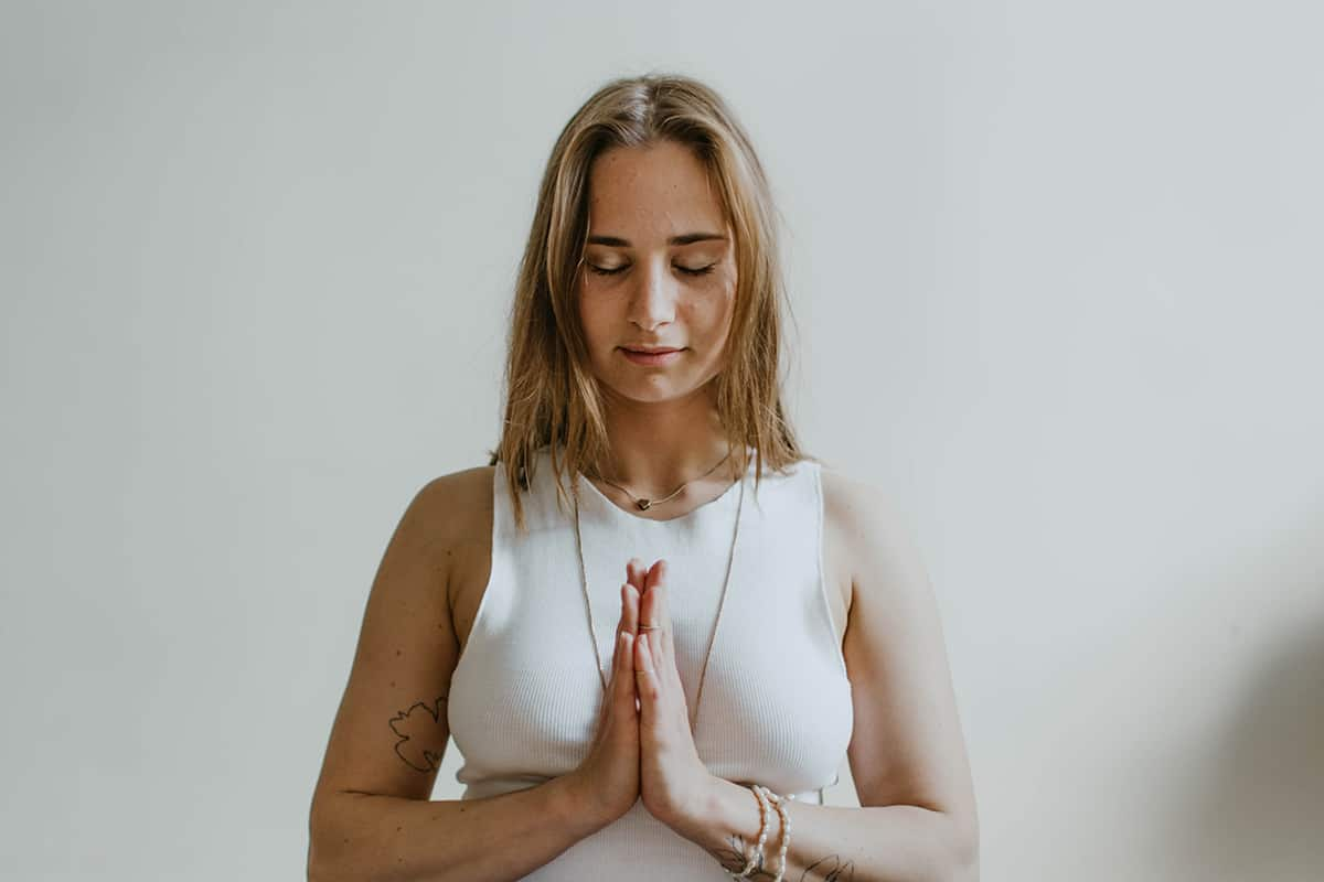 A simple way to meditate